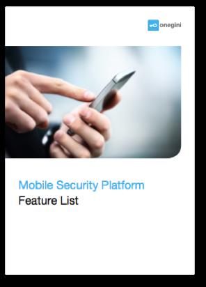 Brochure - MSP Feature List