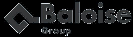 Baloise logo grey