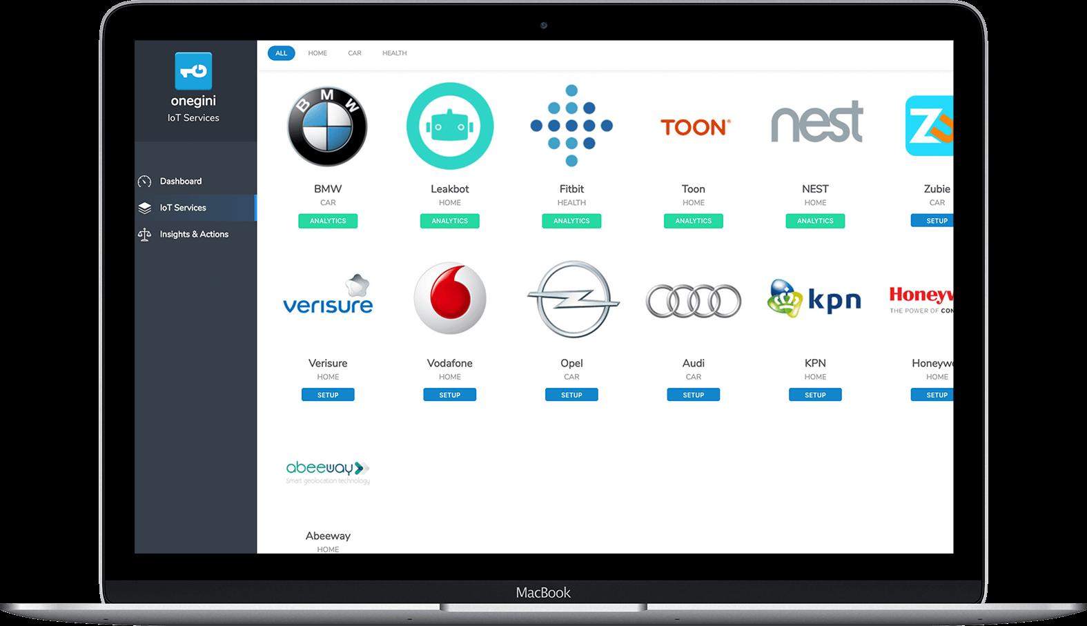 IoT-onegini