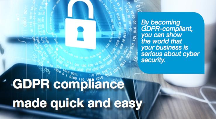 GDPR compliance Intermax
