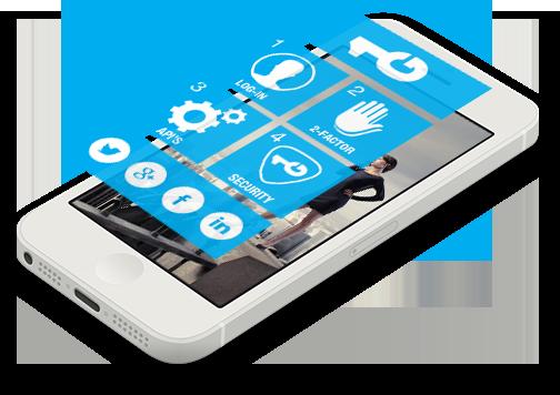 Onegini-Mobile-Security-Platform screenshot