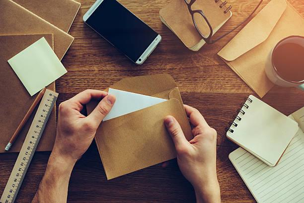 Envelope responsible disclosure